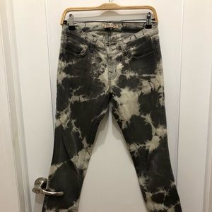 J Brand Acid Wash Jeans